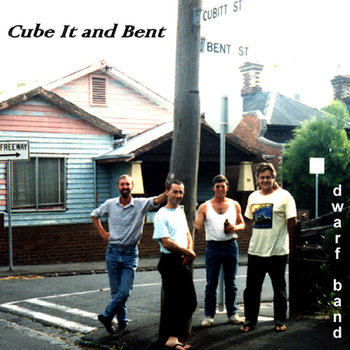 The Kellaways - Cube It And Bent