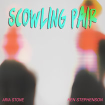 Scowling Pair - Aria Stone and Ken Stephenson